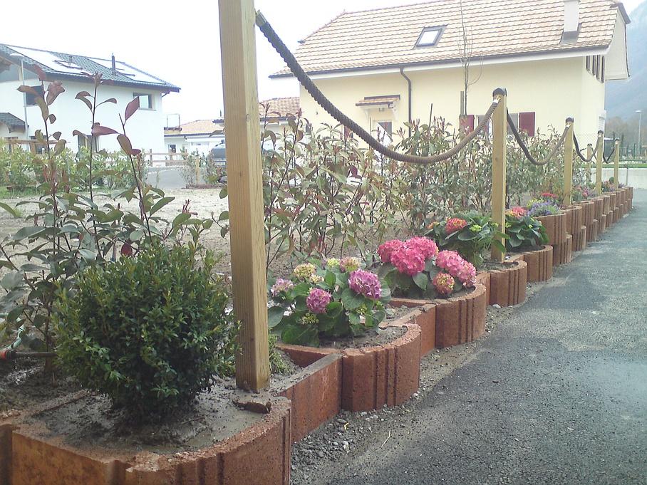 Aprígio Jardins | Jardiniers - paysagistes à Vevey